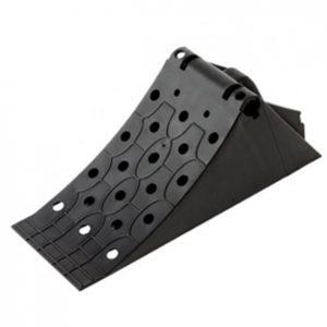 Klin plastikowy G46, czarny.. zdjęcie numer 1