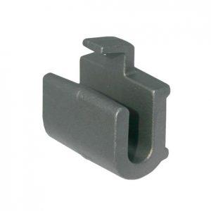 Zawias kwadratowy, o11/25mm, hak zdjęcie numer 1