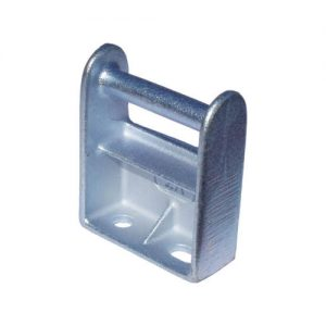 Zawias kwadratowy, o11/25mm, uchwyt, ocynk zdjęcie numer 1