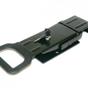 Zamknięcie z kluczykiem do słupka C-T zdjęcie numer 1