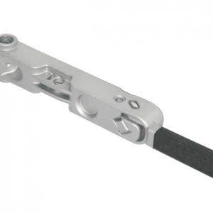 Rygiel dolny zamk.drzwi 18mm geomet zdjęcie numer 1