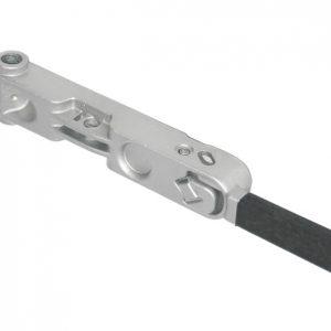 Rygiel dolny zamk.drzwi 16mm geomet zdjęcie numer 1